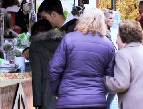 El Mercado Navideño de Las Rozas abre sus puertas